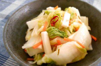白菜と長芋2